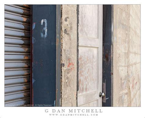 Door Number 3 by G Dan Mitchell Photograph Door Number Three San