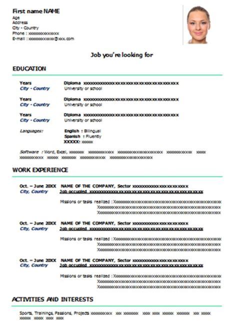 Lebenslauf Fur Berufseinsteiger Muster Lebenslauf F 252 R Sch 252 Ler Praktika Studierende Und Universit 228 Ten Vorlage In Word