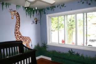 Jungle Curtains For Nursery Jungle Themed Nurseries Ideas Inspiration