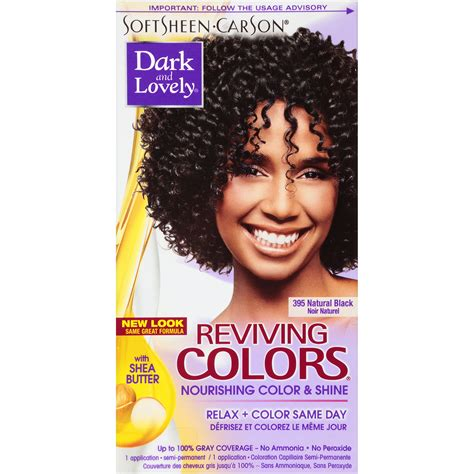 dark and lovely reviving colors semi permanent haircolor 393 dark and lovely reviving colors semi permanent haircolor