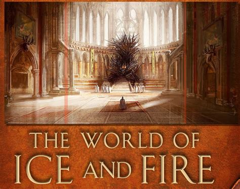 libro the world of ice confirmado gigamesh publicar 225 quot the world of ice and fire quot y quot a knight of the seven kingdoms quot en