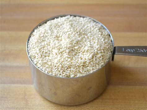 Tahini Shelf by Hulled Sesame Seeds Dazz Exports