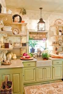 pretty kitchen with display shelves pictures photos and