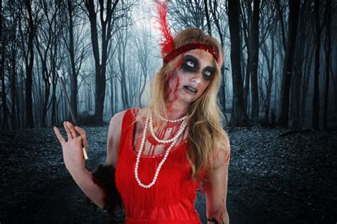 zombie flapper tutorial zombie flapper makeup mugeek vidalondon