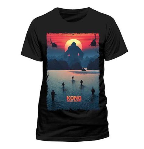 T Shirt Best Kong Skull Island Terbaru kong skull island t shirt poster for only 163 15 70 at