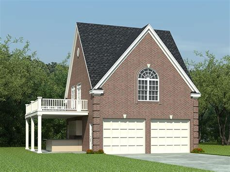 Carriage House Plans Unique Carriage House Plan With 2 Car Garage 006g 0101 At