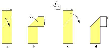 Origami Inside Fold - origami inside fold