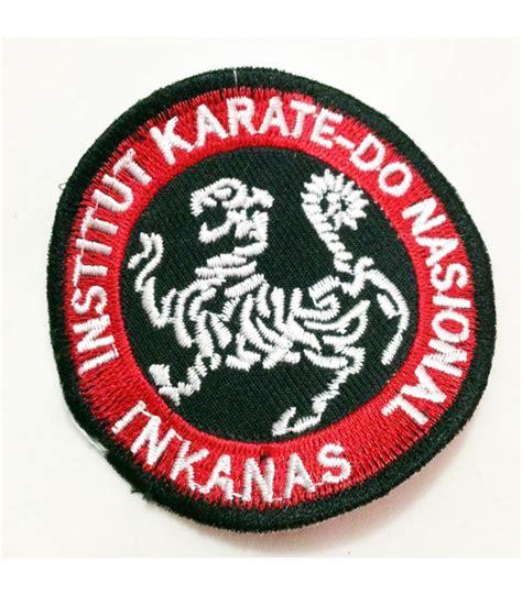 Baju Karate Inkanas bet badge patch logo inkanas