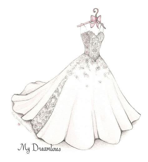 braut zeichnung resultado de imagen para dress drawing ropa y accesorios