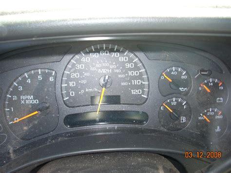 1994 1999 chevy truck oil pressure gauge malfunction youtube 95 chevy truck speedometer