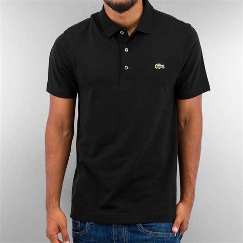 Polo Shirt Locoste lacoste herren poloshirt classic in schwarz 132995