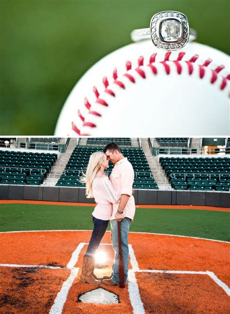 sports themed pictures 10 unique engagement photo themes