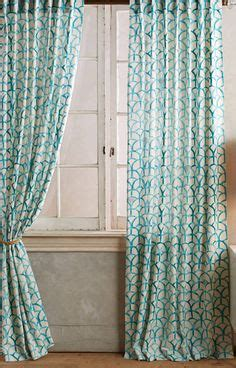 Turquoise Swag Curtains 1000 Ideas About Turquoise Curtains On