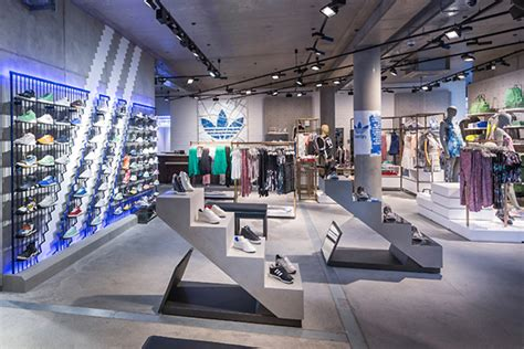 home design stores in berlin adidas originals flagship store berlin germany 187 retail