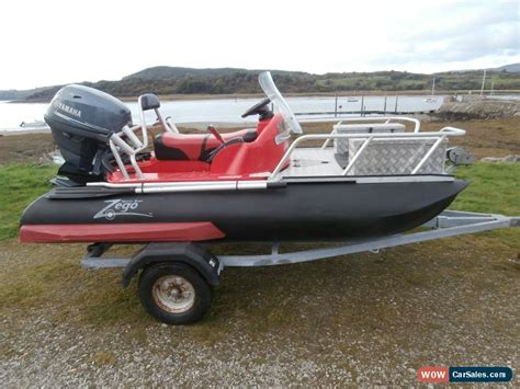 zego sports cat boat for sale in united kingdom - Used Zego Boats For Sale
