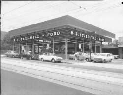 bs stillwell motor exterior of the b s stillwell ford ford motors agency