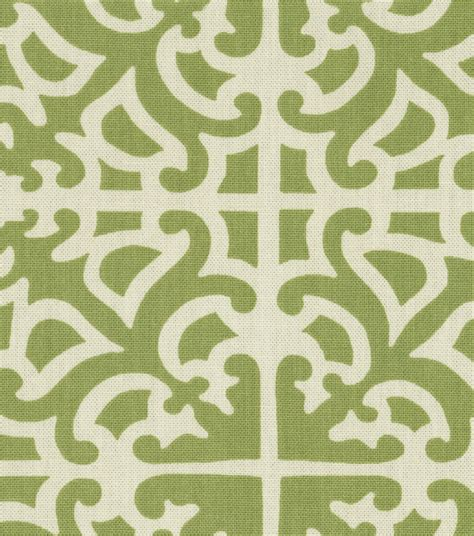 joann fabric home decor print fabric waverly parterre grass at joann com