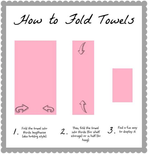 how to fold bathroom towels for display how to fold bath towels 19 display ideas the pink
