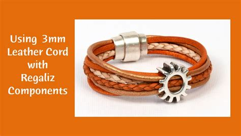 how to make jewelry with leather cord diy leather jewelry leather jewelry