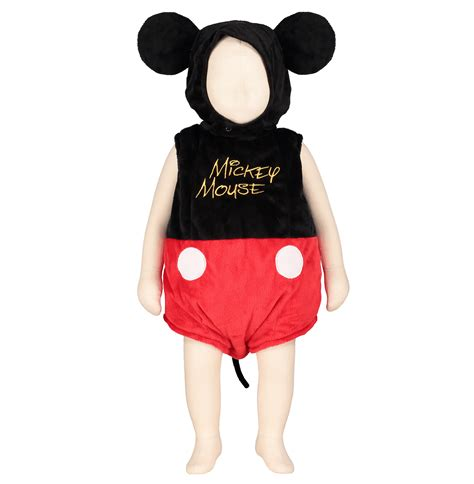 Dress Mickey Premium disney mickey mouse bodysuit costume with