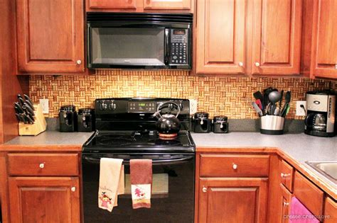 how to make a backsplash in your kitchen 50 creative diy projects using cork
