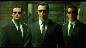 the agency an average vs an the matrix