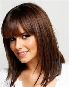 rich chocolate brown hair color rich chocolate brown hair color brown hair with cut bangs