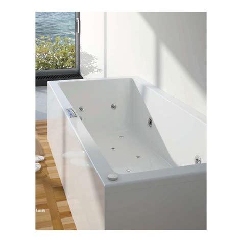 baignoire 200x90 baignoire acrylique riho lusso maison de la tendance