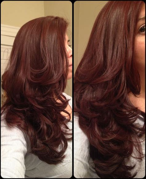 when to trim hair for thickness 2015 25 best ideas about medium thick hairstyles on pinterest