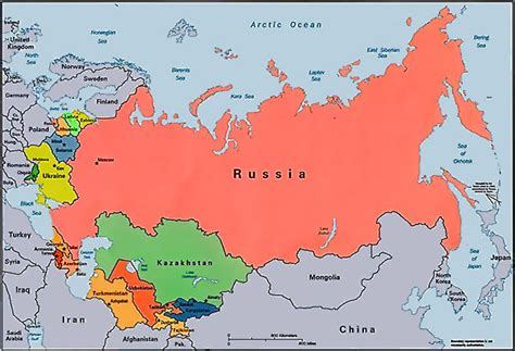 nations of the former ussr map quiz how the collapse of the ussr felt from the inside