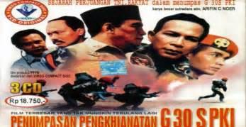 film g30s pki yang asli beberapa pertanyaan logika dalam film g30s pki 171 farid ma ruf