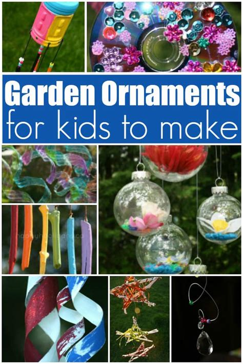 how to make ornaments out of 12 garden ornaments for to make happy