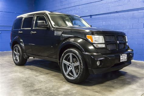 used 2008 dodge nitro rt 4x4 suv for sale 32302