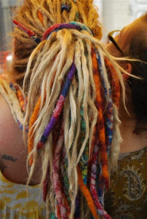 dread colors color dreads dreads