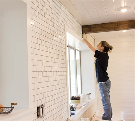 Tile Sheets For Kitchen Backsplash Kitchen Chronicles A Diy Subway Tile Backsplash Part 1