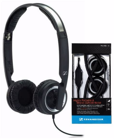 Sennheiser Px 200 Ii Portable Headphones Murah sennheiser px200 ii headphones review product