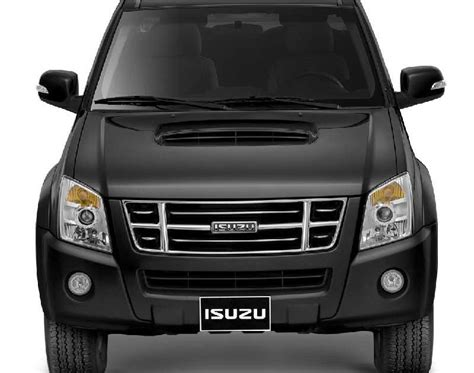 2007 Isuzu D Max Cabin ensaio isuzu d max 4x4 2 5l cabine longa portal do