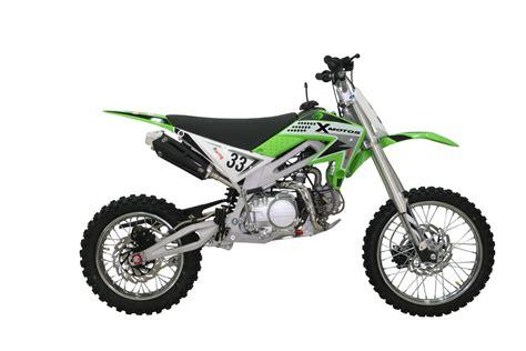 green dirt bike dirt bike xtr125 xb 33 14 quot 17 quot green