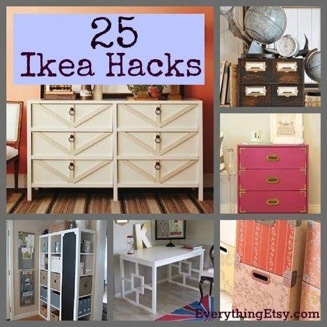 25 ikea decor hacks