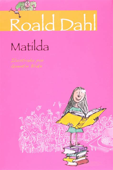 pictures of matilda the book matilda cover roald dahl fans