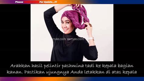 tutorial hijab untuk anak tomboy tutorial hijab turban untuk si tomboy cocok dengan