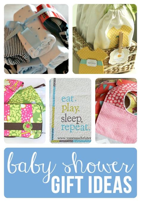 Handmade Gifts For Baby - baby shower gifts somewhat simple