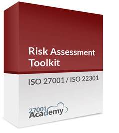 Iso 27001 Policy Templates by Risk Assessment Table Iso 27001 Templates 27001academy