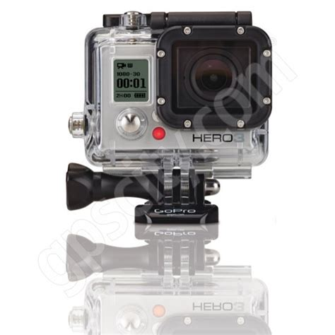 Gopro 3 Silver Second gopro hd hero3 silver edition