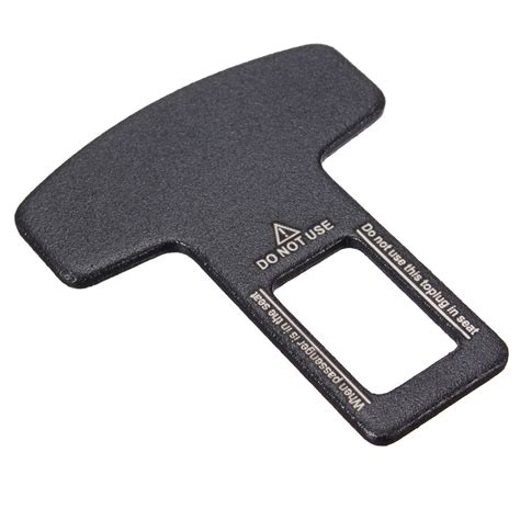 seat belt buckle stop universal car safety seat belt buckle alarm stopper
