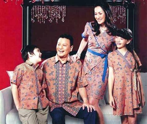 desain baju batik untuk lebaran batik keluarga batik