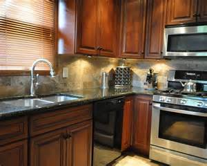 Kitchen Backsplash Ideas Houzz Granite Countertops And Tile Backsplash Ideas