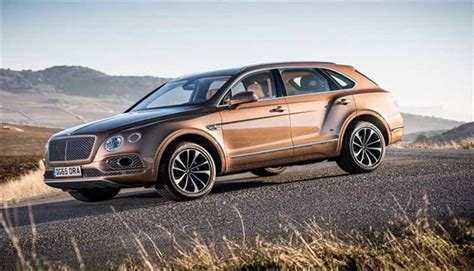 2020 Bentley Suv by 2020 Bentley Bentayga Release Date Price And Hybrid