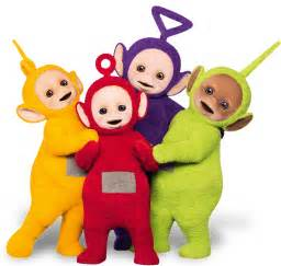teletubbies coloring pages pictures toddlers love print color craft