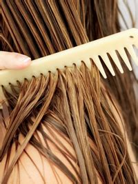 styling air dried hair pictures how to air dry hair and make it look good